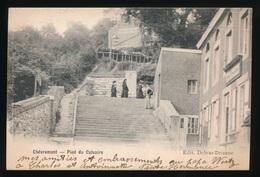 CHEVREMONT  PIED DU CALVAIRE - Chaudfontaine