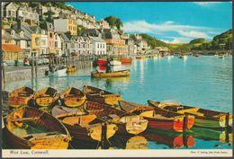 West Looe, Cornwall, C.1970 - John Hinde Postcard - England