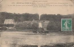JUVISY Sur ORGE - Terrasse En Fer à Cheval  ( En L'état ) - Juvisy-sur-Orge