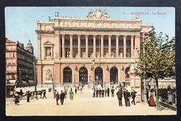 Marseille La Bourse VIAGGIATA 1920 COD.C.1980 - Orbey