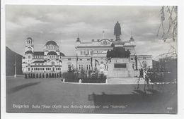 "Sofia - ""Neue (Kyrill Und Method) Kathedrale"" Und ""Sobranje"" - Bulgaria"