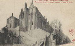 50 - MONT-SAINT-MICHEL - La Merveille Recontruite De 1203 à 1218 Par Jourdain, 18e Abbé Du Mont - Le Mont Saint Michel