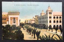 Sfax Tunisie Tunisia   VIAGGIATA 1923 COD.C.1983 - Tunisia