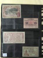 4 Notgeld Heller Vari Valori 1920  N. 108 - Austria