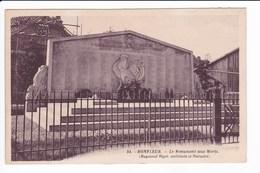 34 - HONFLEUR - Le Monument Aux Morts - Honfleur