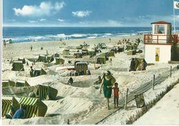 Playa De Nordseebad. - Fotografía