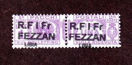Fezzan N°24 (reproduction ) N** TB Cote 2200 Euros !!!RARE - Neufs