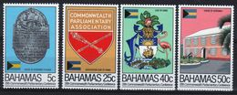 Bahamas 1982 Set Of Stamps To Celebrate Commonwealth Parliamentary Conference.  This Set Is Unmounted Mint. - Bahamas (1973-...)