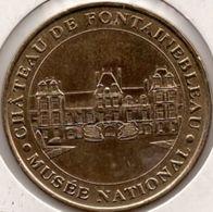 Fontainebleau - 77 : Le Château (Monnaie De Paris, Série Millenium, 2001) - Monnaie De Paris