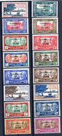 Wallis N°77/86,125/30 N*  TB Cote 25 Euros !!! - Wallis-Et-Futuna