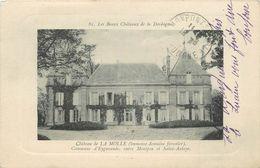 EYGURANDE - Château De La Molle. - Frankreich