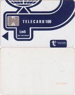 470/ Malta; Telemalta Corporation Logo, 100 Ut., CN C56150830 - Malta