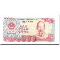 Billet, Viet Nam, 500 D<ox>ng, 1988 (1989), KM:101a, NEUF - Vietnam