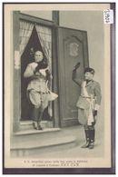 S.E.MUSSOLINI ONORA DELLA SUA VISITA LA FABBRICA DI LIQUORI E PROFUMI GRA-CAR - TB - Politicians & Soldiers
