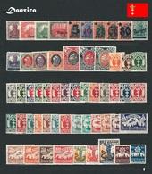 DANZIG 1920-37 - Selezione Di 118 Francobolli Nuovi In Buone Condizioni - MH - Dantzig