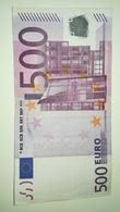 EURO- Austria 500 EURO (N) F001 Sign DUISENBERG - 500 Euro