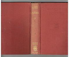 POESIES. André CHENIER. Poète Français 1762-1974 (guillotiné) . 6 € PORT COMPRIS. - Poetry