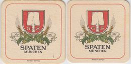 Deutschland - Spaten München - Sous-bocks