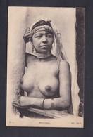 Tunisie Mauresque ( Jeune Femme Seins Nus Nu Ethnique Cad Sfax ) - Tunisia