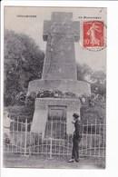 COULMIERS - Le Monument (1870-71) - Coulmiers