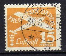 Danzig 1938 Mi 299, Gestempelt, Flugpost / Air Mail [310318XXII] - Dantzig