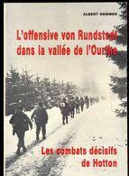 L'offensive Von Rundstedt Dans La Vallée De L'Ourthe. - War 1939-45
