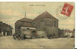 Ligné - Chevet De L'Eglise - Ligné