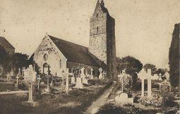 50 - SAINT-GERMAIN-SUR-AY - Eglise Romane - Chœur Du XIe Siècle - Sonstige Gemeinden
