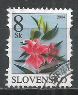 Slovakia 2004. Scott #449 (U) Flower, Lilium Royal Parade * - Slovaquie