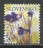 Slovakia 2007. Scott #514 (U) Flowers * - Slovaquie