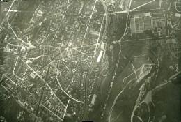 France Paris Auteuil Panorama #8 Première Guerre Mondiale Ancienne Photo Aerienne 1918 - War, Military