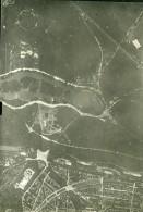 France Paris Auteuil Panorama #11 Première Guerre Mondiale Ancienne Photo Aerienne 1918 - War, Military