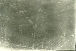 France Paris Auteuil Panorama #12 Première Guerre Mondiale Ancienne Photo Aerienne 1918 - War, Military