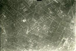 France Paris Auteuil Panorama #3 Première Guerre Mondiale Ancienne Photo Aerienne 1918 - War, Military
