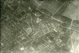 France Paris Auteuil Panorama #4 Première Guerre Mondiale Ancienne Photo Aerienne 1918 - War, Military