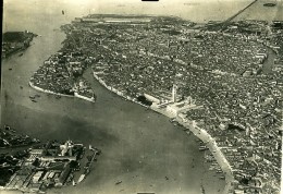 Italie Venise Venezia Piazza San Marco Première Guerre Mondiale Ancienne Photo Aerienne 1918 - War, Military