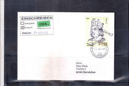 Stadspost D'Allemagne 2009 (à Voir) - Private & Local Mails