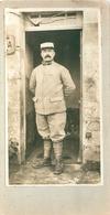 Photo Originale Militaire Chasseur Alpin Louis Bailet - War, Military