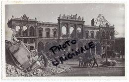 Photo - LE HAVRE - 76 - La Bourse Après Bombardements De 1944 - Le Havre