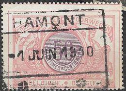 8Nz-971:  HAMONT - Spoorwegen