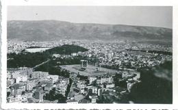 Photo Originale GRECE Vue D'Athènes Le 23 Août 1937 - Places