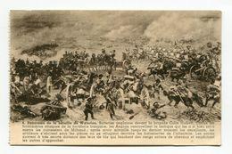 BELGIQUE- Carte Postale De 1947 De WATERLOO (Bataille Et Panorama) Avec Timbre Y&T N°527 - Waterloo