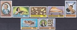 Grenada 1978 Kunst Arts Kultur Culture Musik Music Komponisten Composer Beethoven Klavier Violine, Mi. 904-0 ** - Grenada (1974-...)
