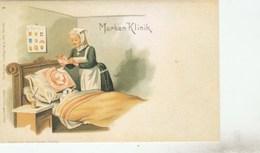 MARKEN KLINIK - Timbres (représentations)