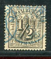 Hamburg / 1864 / Mi. 10 O (4/294) - Hamburg
