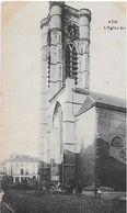 ATH  Tour De L'Eglise St Julien - Ath