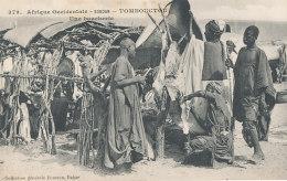 SOUDAN )) TOMBOUCTOU  Une Boucherie  379 Coll FORTIER - Sudan