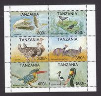 Tanzania, Scott #1106, Mint Never Hinged, Birds, Issued 1994 - Tanzania (1964-...)