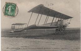L'AVIATION  TYPES D'AEROPLANE MILITAIRES  LE BIPLAN A GOUPY - ....-1914: Precursors