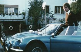83Gt   Photo Automobile Tacot Renault Alpine En 1978 - Passenger Cars